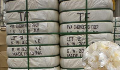 Sợi PVA (Polyvinyl Alcohol fiber)